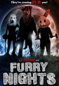 Furry Nights Poster