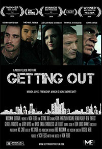 Getting Out Poster
