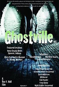 Ghostville Poster