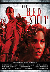The Red Suit Poster