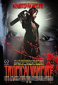 Tropical Vampire Poster